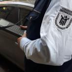 Gehört auch zu den Aufgaben der kommunalen Verkehrsüberwachung: die Kontrollen in den Lizenzparkgebieten.